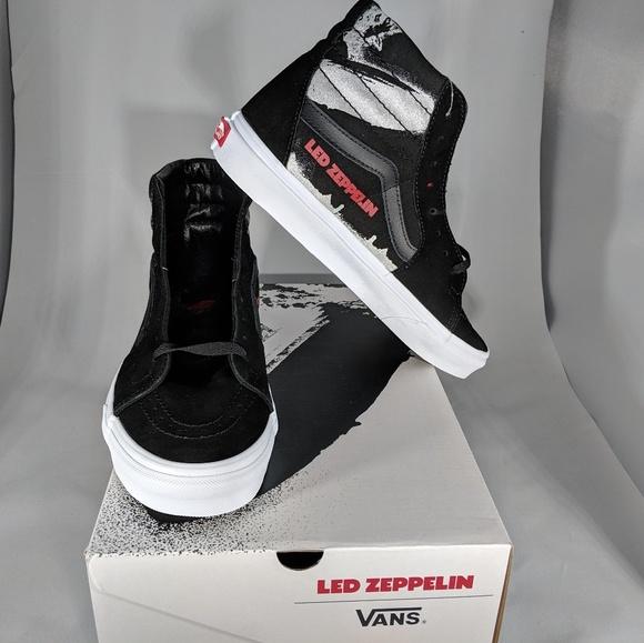 Vans Shoes | Led Zeppelin 5th